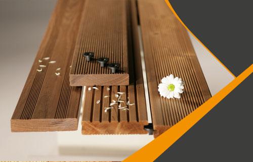 چوب ترموود چیست ؟